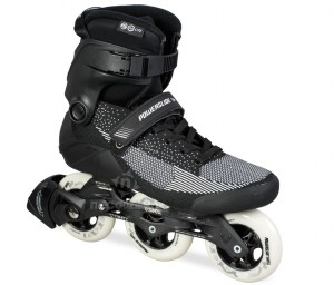 Powerslide rolki Swell Lite black 100