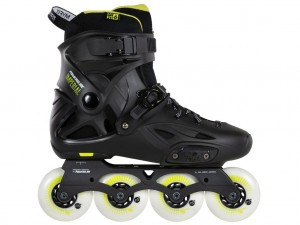 Rolki Freeride Powerslide  IMPERIAL One 80 (black/yellow)